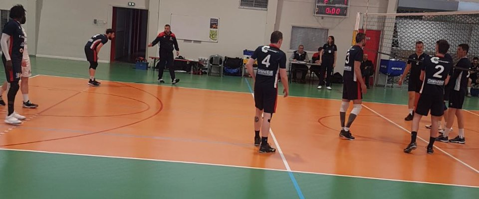 Volley: clap de fin